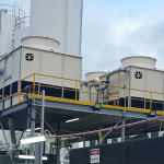 wastgate tunnel cooling towers project