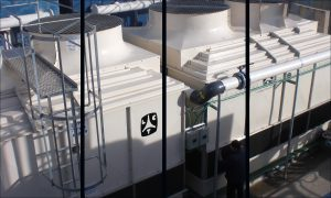 Cooling Towers design planning and manufacturing
